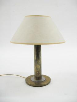 Nessen Brass Table Lamp
