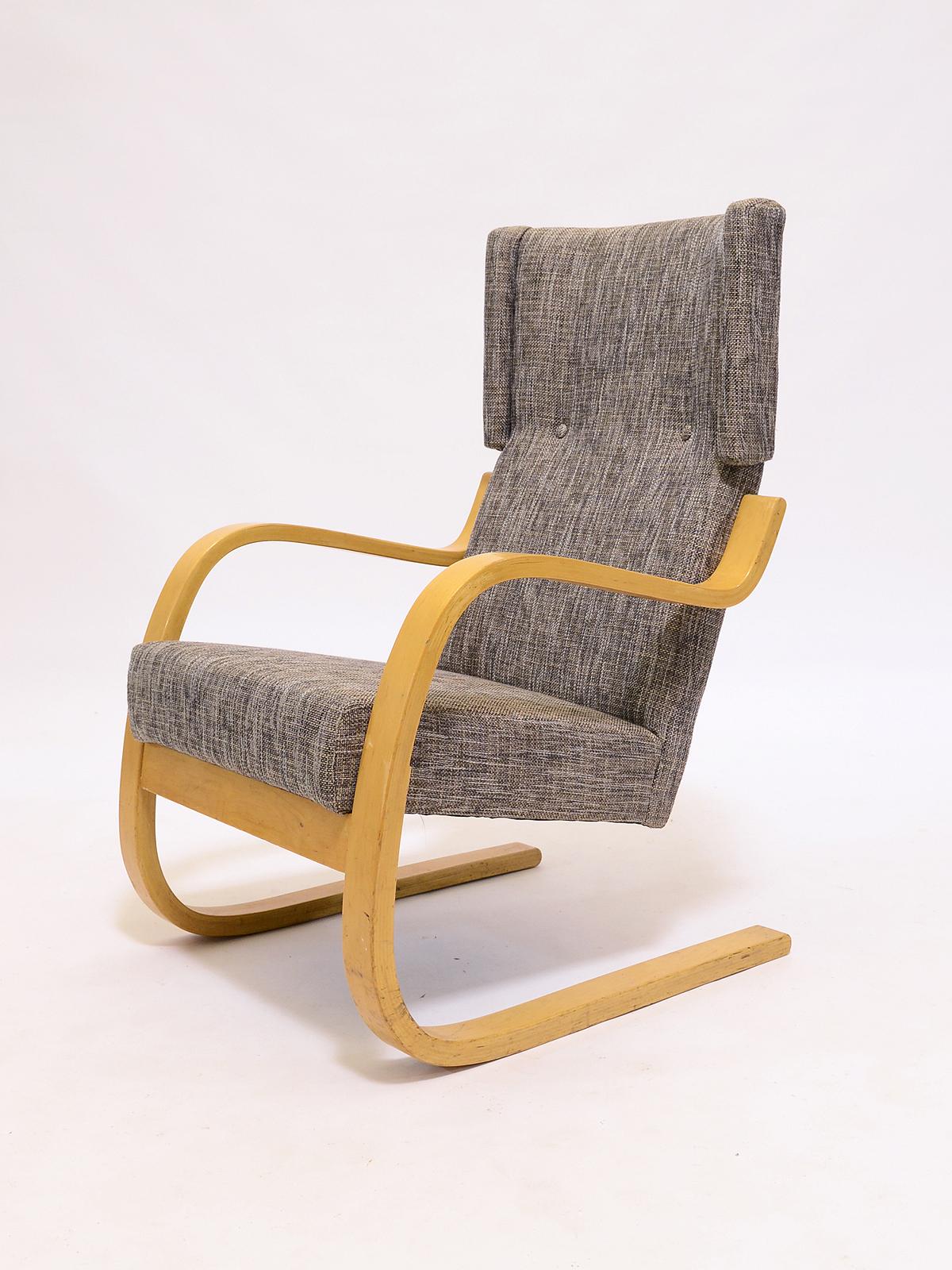Alvar Aalto Model 36/401 Lounge