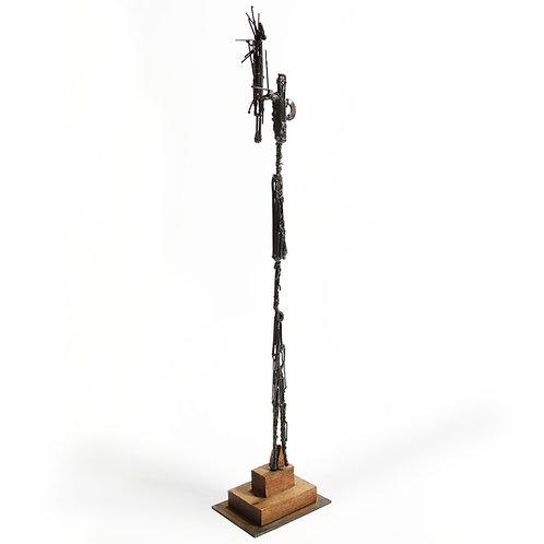 Alice A. Richheimer Abstract Sculpture