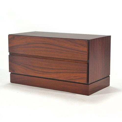 Arne Wahl Iversen Rosewood Cabinet by Vinde Mobelfabrik