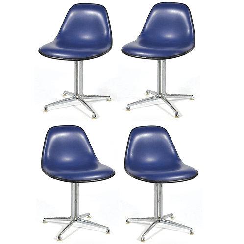 Set of Eames/ Girard LaFonda Side Chairs