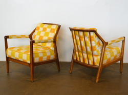 Brown Saltman Chairs
