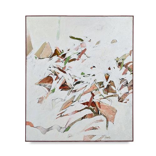 """Sandra Gierke Painting """"Restive"""""""