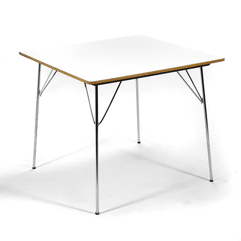 Eames DTM Dining Table with Folding Legs