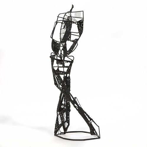 Abstract Figure Sculpture