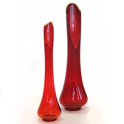 Viking Glass Vases