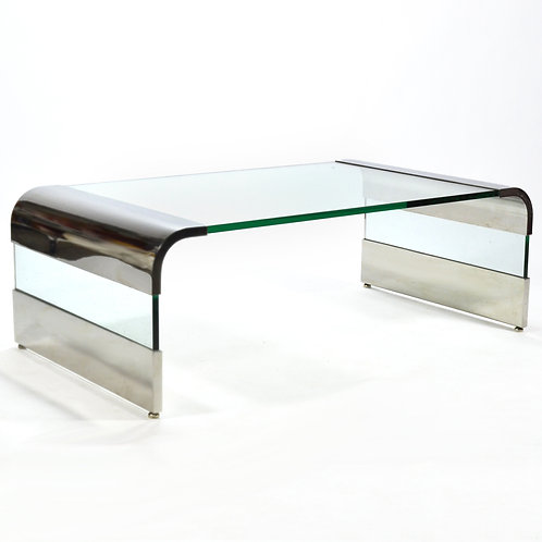 Leon Rosen Waterfall Coffee Table by Pace