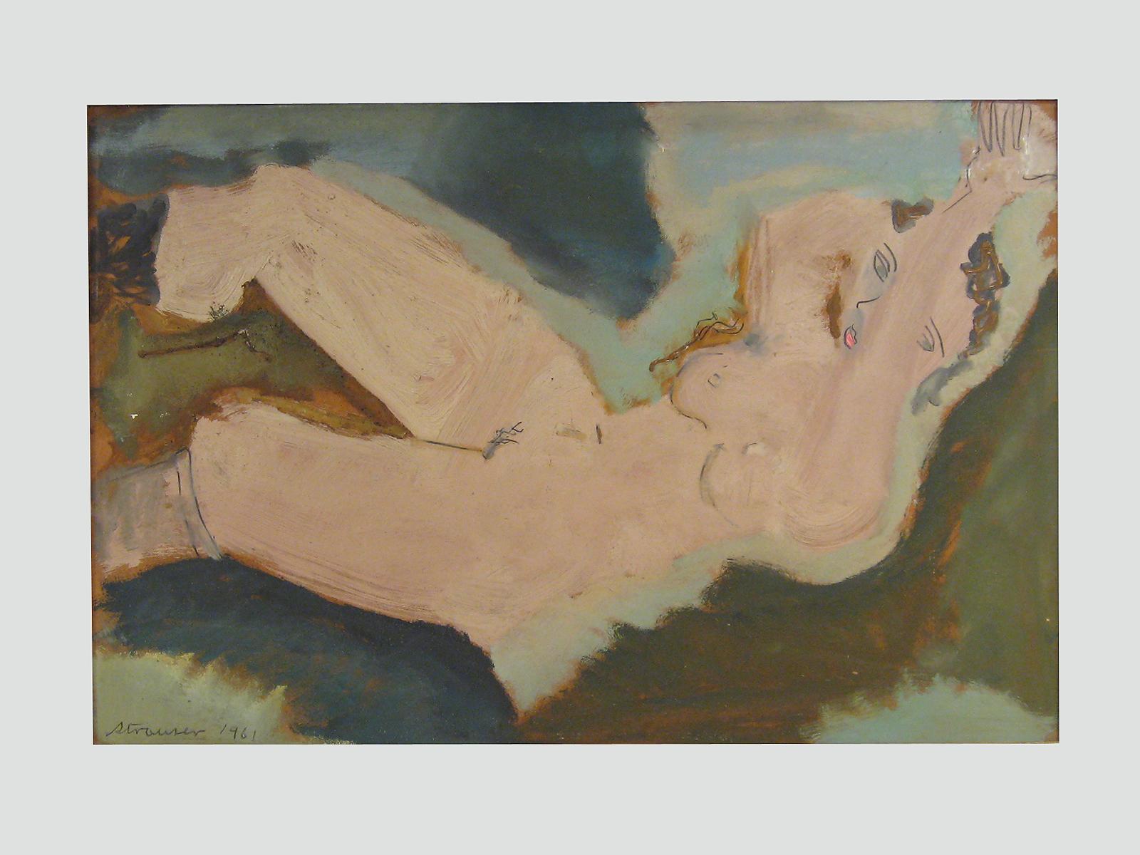 Sterling Strauser Nude