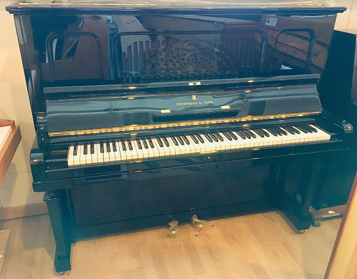 Steinway&Sons Modell K mit Silent-System