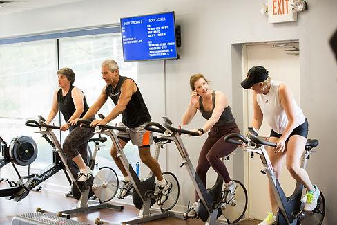 Members on Bikes.JPG