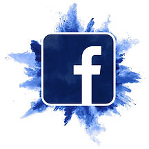 Facebook-logo-watercolor-social-media-ic