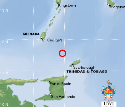 UWI, SRC - Automatic Earthquake Location!