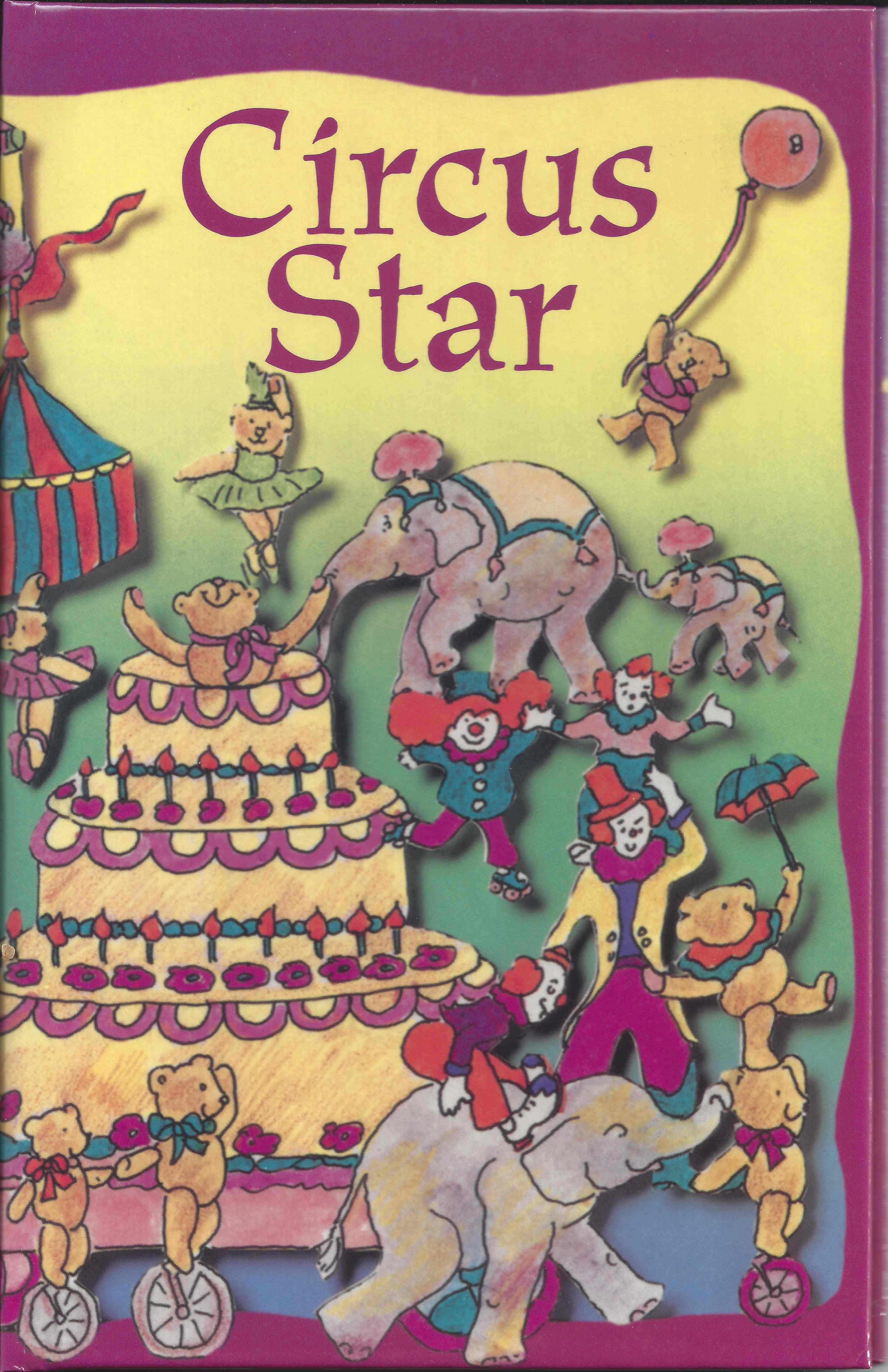 Circus Star/Party (Birthday Version available)