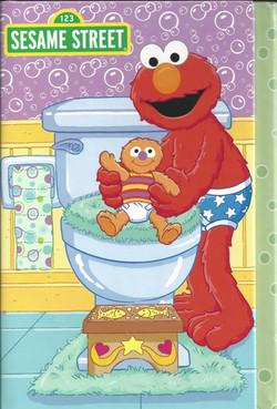 Sesame Street:  Bye Bye Diapers