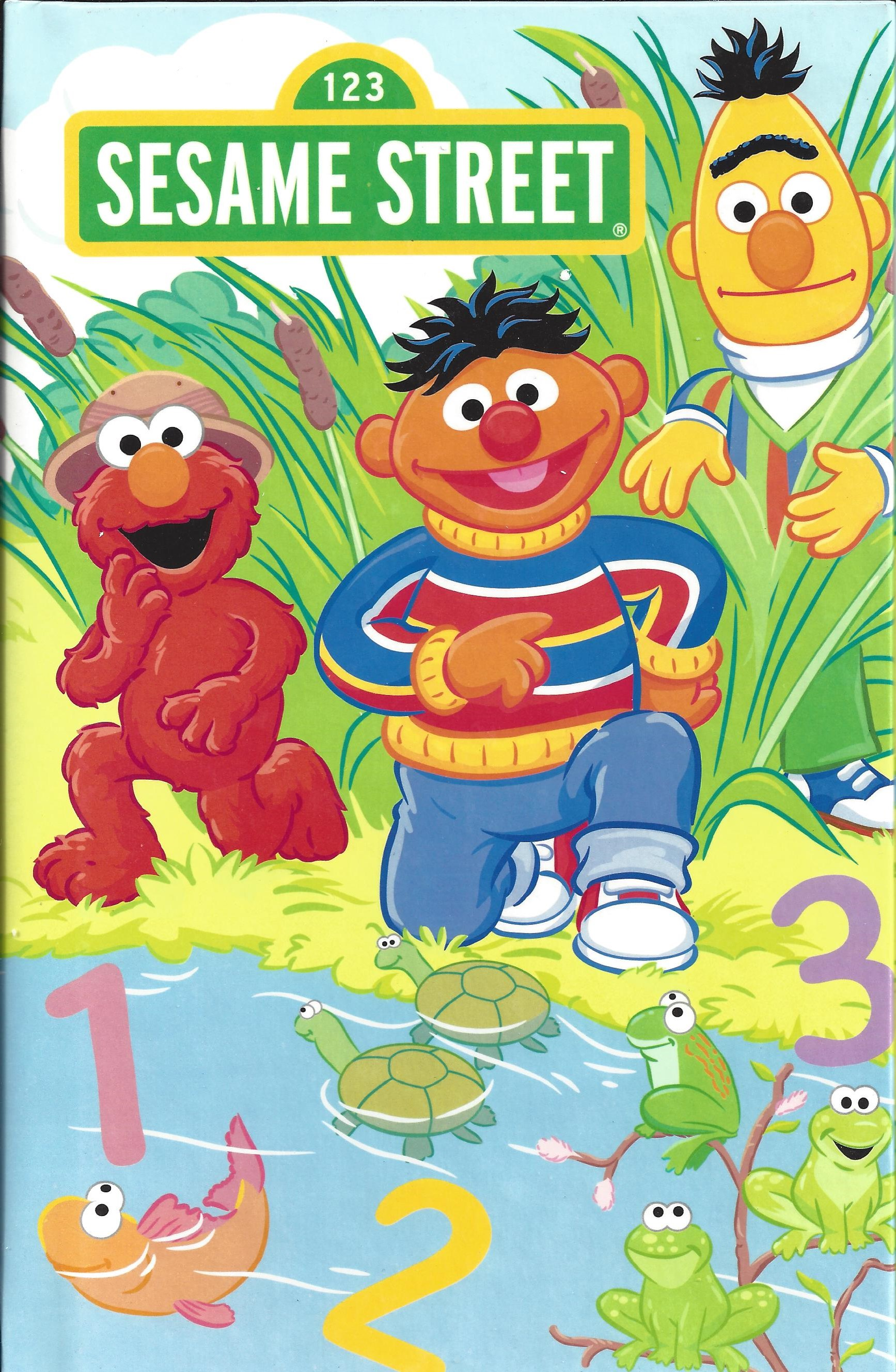 Sesame Street:  123 Let's Count