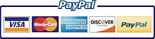Payment options for Books of Joy Personalized Books