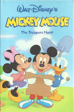 Mickey Mouse: The Treasure Hunt