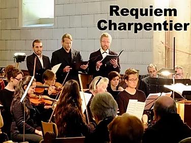 Du Charpentier avec l'Ensemble Gioia Cantar