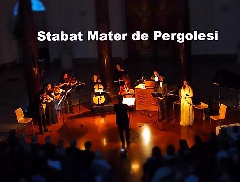 Stabat Mater de Pergolesi avec la Capella Genevensis