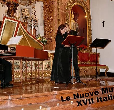 Récital musique baroque