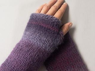 Kit Fingerless Gloves - Empório das Lãs