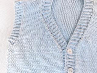 Kit Boy Vest - Empório das Lãs