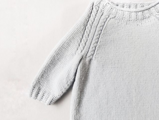 Kit Cabled Sweater - Empório das Lãs