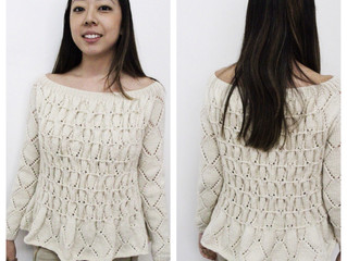 Capa de Vogue Knitting!