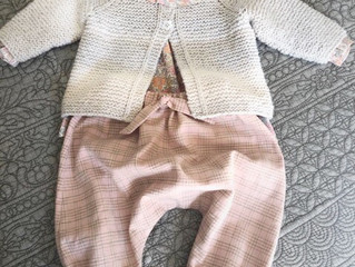 Kit Angel Cardigan - Empório das Lãs