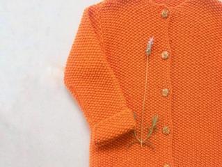 Kit Seed Stitch Cardigan - Empório das Lãs