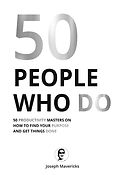 Interview in 50 People Who Do by Joseph