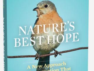 New York Times Bestseller Nature s Best Hope