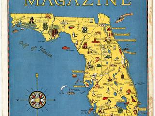 FLORIDA – THE NATION'S WINTER GARDEN