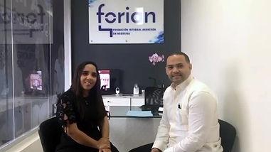Estudiante de la academia Forian Cuenta su experiencia al estudiar con nosotros y lo agradecido que se siente por la capacitación profesional que recibió.