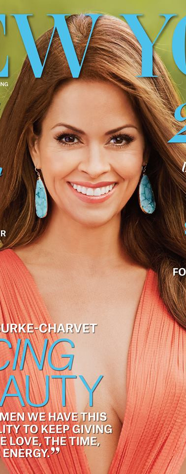 New You Magazine: Brooke Burke-Charvet