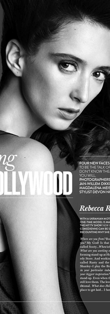 Young Hollywood 7 Magazine