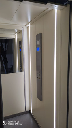 Cabina impianto privati 02-4-2021