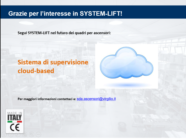 System lift 14 (Piccola)