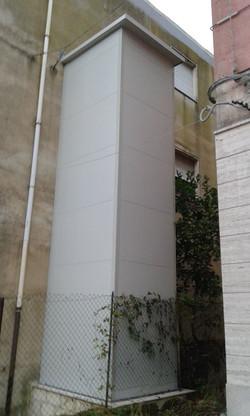 Impianto esterno Ragusa