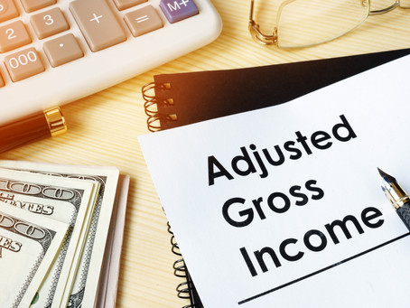 Reducing Your Adjusted Gross Income