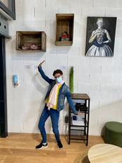 """Exposition """"L'art et la Matiére"""" à La Grange"""