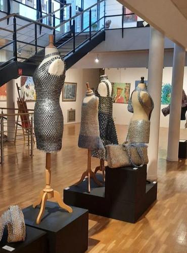 Galerie l'Escale - 2020/2021 - Levallois 92