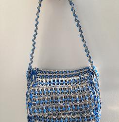 """Le hand bag : """"Le bleu"""""""