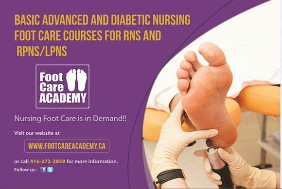 diabetic foot care course