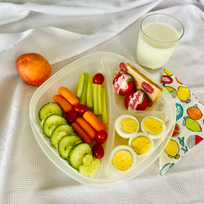 Back-to-School Lunches: What you should know and 5 lunch ideas for the first week back!