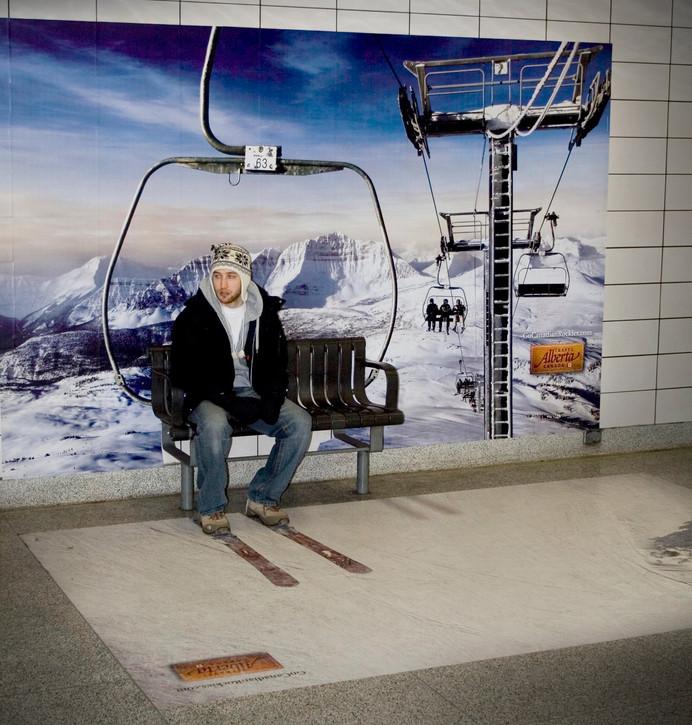 Travel Alberta Promotional Campaign