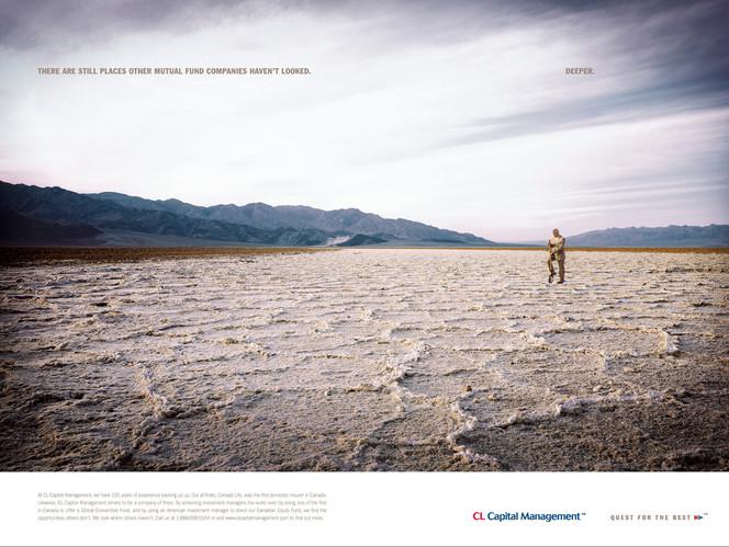 CL Capital Management Brand Campaign