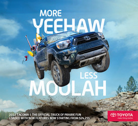 Toyota Product Campaign