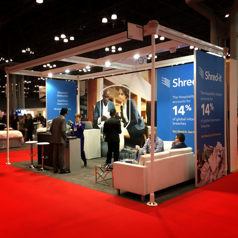 Shred-it Trade Show