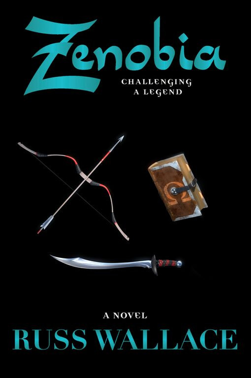 Zenobia - Challenging a Legend, book two in the Zenobia Book Series